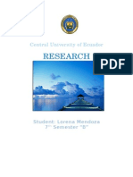 Resumen Investigacion II