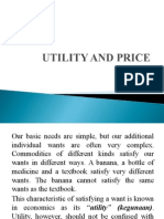 Utility and Price Materi