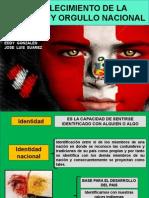 Fortalecimiento de La Identidad y Orgullo Peruano