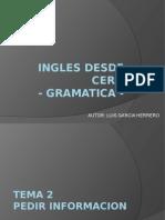 Tema 02 - Gramatica