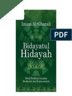 Al-Ghazali - Kitab Bidayatul Hidayah