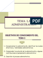 adminsitracion empresas