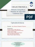 sistemas laser, medidas de seguridad, metodos holograficos