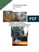 Motor Nissan Datsun Pj48036