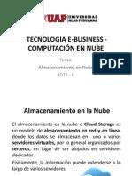 Almacenamiento en Nube