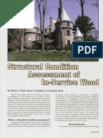 Wood Assessment