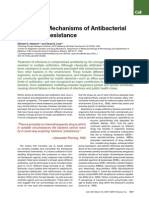 2007_Molecular Mechanisms of Antibacterial Multidrug Resistance