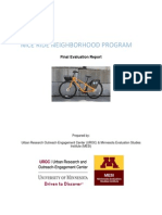 2014 UROC and MESI Nice Ride Neighborhood Program Final Evaluation Report