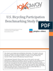 2015 Breakaway Research Group US Bicycling Participation Benchmarking Study Report