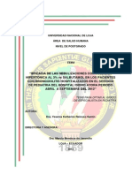Broncodilatadores (Receptores Beta 2 Adrenergicos en Lactantes)