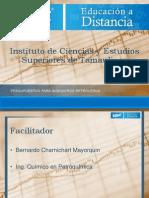 Presupuestos - ICEST-DICAPTA Capitulo I