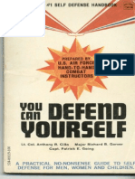 You Can Defend Yourself - United States Air Force 1971