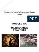 MODULE 07A. MAINTENANCE PRACTICES