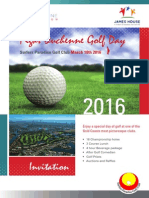Fight Duchenne Foundation Golf Day
