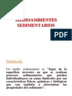 Medios Sedimentarios