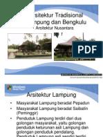 Arsitektur Tradisional Lampung dan Bengkulu - Presentasi.pdf