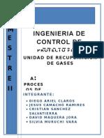 Caratula Del Informe