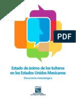 El Estado de Ánimo de los Tuiteros en México (Metodología)