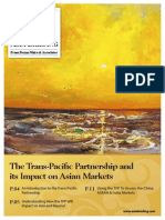 The Trans-Pacific Partnership and its Impact on Asian Markets
