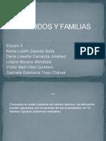 Periodos y Familias