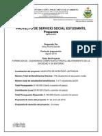 Proyecto Horas Sociales Finalizado