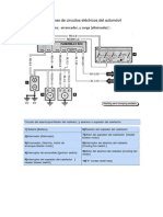 Diagramas de Circuitos Electricos Del Automovil