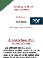 Architecture d'un Smartphone