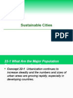 Ch 22 Sustainable Cities