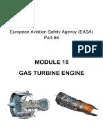 MODULE 15. GAS TURBINE ENGINE