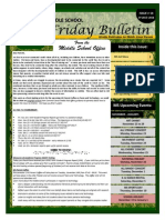 Parent Bulletin Issue 15 SY1516