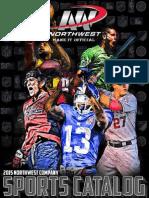 2015 Sports Catalog