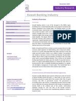 CSR Kuwait-Banking-Industry November2009 (1)