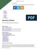 27-Duration of Bonds _ Premium Bonds