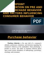 Consumekkr Behaviour