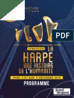 Programme Symposium
