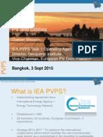 11_2 _ Asean Power Week 2015 - Bangkok - Sept 3 - G Masson - Session 2