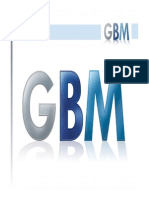 Gbm Induction Visitors and Operators Induction