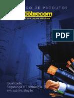 Catalogo de Produto Cobrecom-2013
