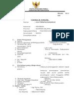 formulir temuan