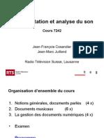 Representation Et Analyse Du Son 12