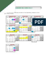 Calendario Escolar 2016-2017 - COMPLETO.