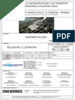 Aeroporto Di Venezia-MP2021-Ampliamento Aerostazione