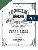 Orgel Repertoire