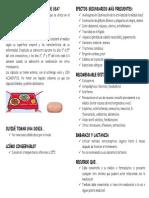 Etopósido díptico