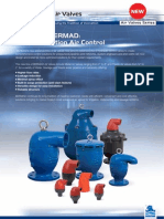 Bermad Air Valves Family