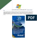 Guida completa alla personalizzazione di Windows XP.doc