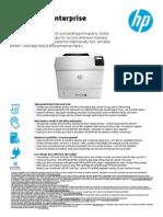 HP Laserjet Enterprise 605dn