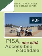 Le politiche sociali del Comune di Pisa