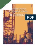 Manualul normelor de siguranta si sanatate in constructii