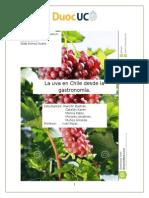 la uva, tics. 2.0